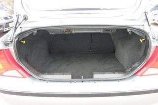 2003 Ford Focus LR MY2003 CL Silver 5 Speed Manual Sedan