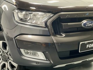 2018 Ford Ranger PX MkII 2018.00MY Wildtrak Double Cab Magnetic 6 Speed Manual Utility