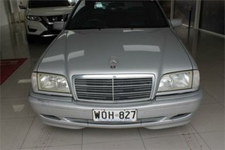 1997 Mercedes-Benz C-Class W202 C180 Classic 5 Speed Automatic Sedan