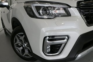 2020 Subaru Forester S5 MY20 Hybrid L CVT AWD White 7 Speed Constant Variable Wagon Hybrid.