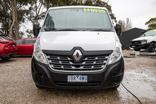 2018 Renault Master X62 Double Cab LWB AMT RWD Oqng 6 Speed Sports Automatic Single Clutch