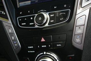 2013 Hyundai Santa Fe DM MY13 Elite White 6 Speed Sports Automatic Wagon
