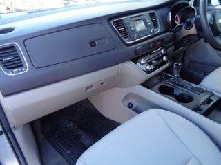 2015 Kia Carnival YP MY15 S Silver 6 Speed Sports Automatic Wagon