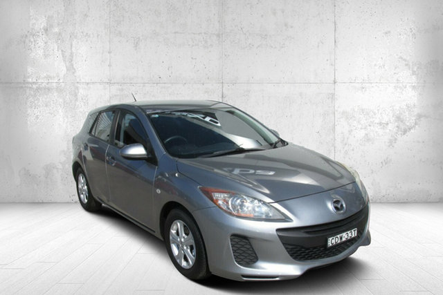 Used Mazda 3 BL10F2 Neo Activematic Bendigo, 2011 Mazda 3 BL10F2 Neo Activematic Silver 5 Speed Sports Automatic Hatchback