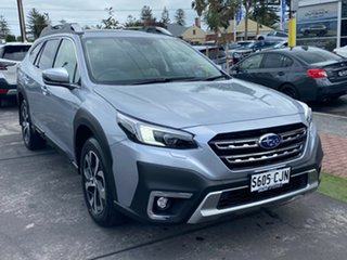 2021 Subaru Outback B7A MY21 AWD Touring CVT Ice Silver 8 Speed Constant Variable Wagon.