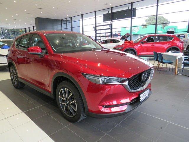 Used Mazda CX-5 KE1032 Akera SKYACTIV-Drive i-ACTIV AWD Edwardstown, CX-5 F 6AUTO AKERA PETROL AWD