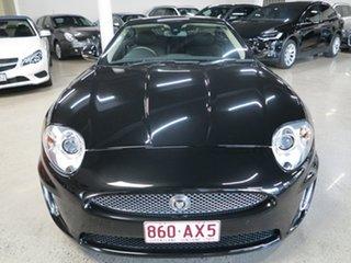 2010 Jaguar XK X150 MY10 75th Anniversary Black 6 Speed Sports Automatic Coupe.
