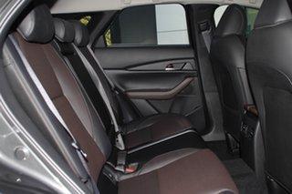 2020 Mazda CX-30 DM4WLA X20 SKYACTIV-Drive i-ACTIV AWD Astina Machine Grey 6 Speed Sports Automatic