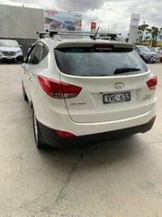 2012 Hyundai ix35 LM2 Highlander AWD White 6 Speed Sports Automatic Wagon