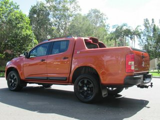 2016 Holden Colorado RG MY17 Z71 Pickup Crew Cab Orange 6 Speed Sports Automatic Utility.