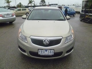 2011 Holden Cruze JH Series II MY11 CD Gold 6 Speed Sports Automatic Sedan.