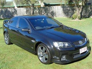 2012 Holden Commodore VE II MY12.5 SV6 Z Series Black 6 Speed Sports Automatic Sedan