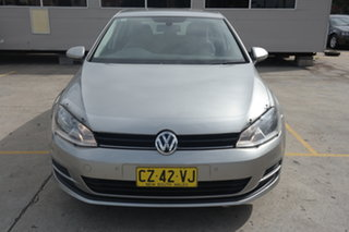 2014 Volkswagen Golf VII MY14 90TSI DSG Comfortline Grey 7 Speed Sports Automatic Dual Clutch.