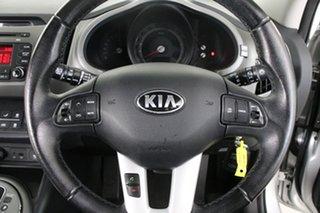 2014 Kia Sportage SL Series 2 MY14 SI Premium (FWD) Silver 6 Speed Automatic Wagon