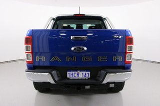 2020 Ford Ranger PX MkIII MY20.75 XLT 3.2 (4x4) Blue 6 Speed Automatic Double Cab Pick Up