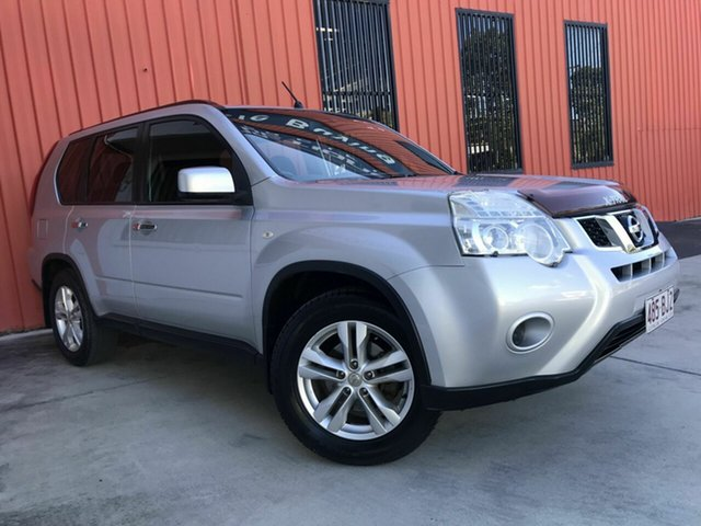 Used Nissan X-Trail T31 Series IV ST 2WD Molendinar, 2011 Nissan X-Trail T31 Series IV ST 2WD Silver 6 Speed Manual Wagon