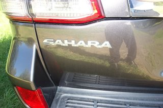 2008 Toyota Landcruiser VDJ200R Sahara Grey 6 Speed Sports Automatic Wagon