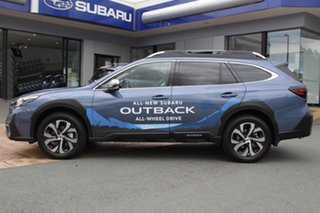 2020 Subaru Outback B7A MY21 AWD Touring CVT Storm Grey 8 Speed Constant Variable Wagon.