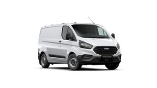 2020 Ford Transit Custom 340S (Low Roof) Frozen White 6 Speed Automatic Van.
