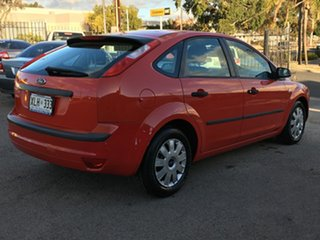 2006 Ford Focus LS CL Red 5 Speed Manual Hatchback.