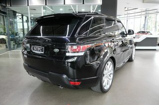 2015 Land Rover Range Rover Sport L494 16MY HSE Dynamic Black 8 Speed Sports Automatic Wagon