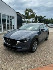 2021 Mazda CX-30 G25 Polymetal Grey 6 Speed Automatic Wagon.