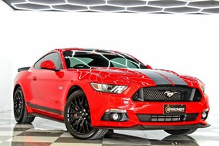 2016 Ford Mustang FM Fastback GT 5.0 V8 Red 6 Speed Manual Coupe.