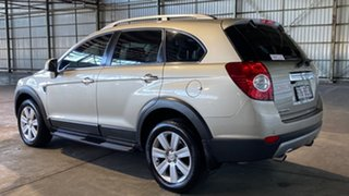 2010 Holden Captiva CG MY10 LX AWD Gold 5 Speed Sports Automatic Wagon