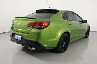 2015 Holden Commodore VF MY15 SS-V Redline Jungle Green 6 Speed Manual Sedan