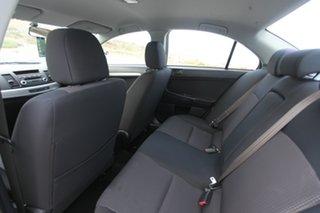 2008 Mitsubishi Lancer CJ MY08 ES White 6 Speed Constant Variable Sedan