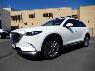 2018 Mazda CX-9 MY19 GT (AWD) White 6 Speed Automatic Wagon