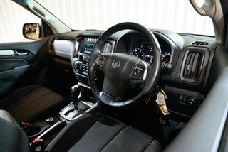 2017 Holden Colorado RG MY17 LTZ Pickup Crew Cab Silver 6 Speed Sports Automatic Utility
