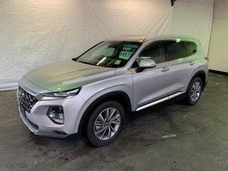 2020 Hyundai Santa Fe TM.2 MY20 Elite Silver 8 Speed Sports Automatic Wagon.