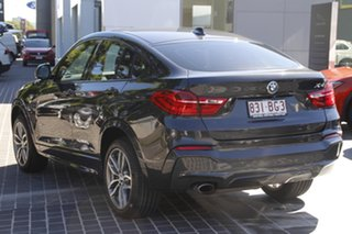 2015 BMW X4 F26 xDrive20d Coupe Steptronic Grey 8 Speed Automatic Wagon.