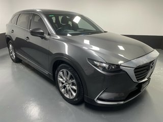2016 Mazda CX-9 TC GT SKYACTIV-Drive i-ACTIV AWD Silver 6 Speed Sports Automatic Wagon