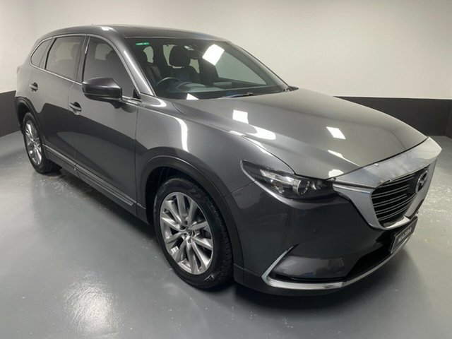 Used Mazda CX-9 TC GT SKYACTIV-Drive i-ACTIV AWD Hamilton, 2016 Mazda CX-9 TC GT SKYACTIV-Drive i-ACTIV AWD Silver 6 Speed Sports Automatic Wagon