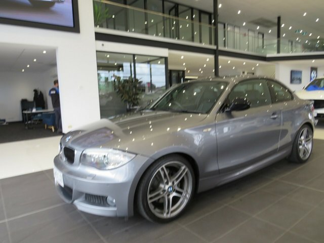 Used BMW 1 Series E82 LCI MY1112 120i Steptronic Edwardstown, BMW 1 Series 120i Steptronic Coupe
