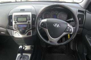 2008 Hyundai i30 FD SLX Silver 4 Speed Automatic Hatchback