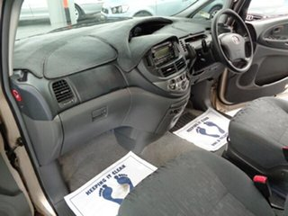 2006 Toyota Tarago ACR30R MY03 GLi Gold 4 Speed Automatic Wagon