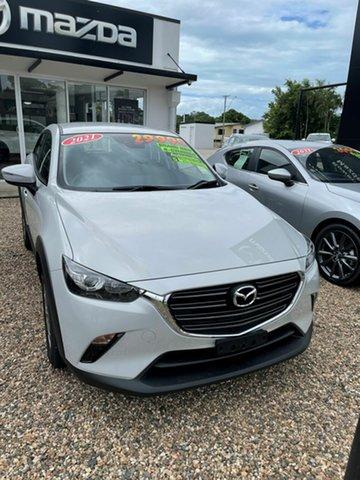 New Mazda CX-3 Bowen, 2021 Mazda CX-3 MAXX SPORT Ceramic 6 Speed Automatic Wagon