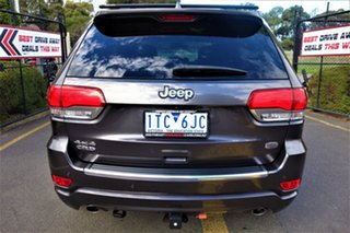 2013 Jeep Grand Cherokee WK MY2014 Overland Grey 8 Speed Sports Automatic Wagon