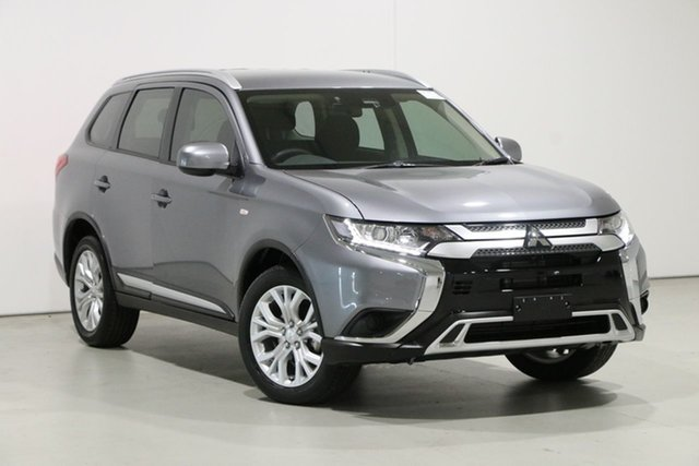 Used Mitsubishi Outlander ZL MY20 ES 7 Seat (AWD) Bentley, 2020 Mitsubishi Outlander ZL MY20 ES 7 Seat (AWD) Titanium Continuous Variable Wagon