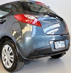 2010 Mazda 2 DE10Y1 MY10 Neo Grey 4 Speed Automatic Hatchback