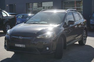 2019 Subaru XV G5X MY19 2.0i Premium Lineartronic AWD Black 7 Speed Constant Variable Wagon