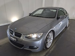 2008 BMW 3 Series E92 MY08 323i Steptronic Grey 6 Speed Sports Automatic Coupe.
