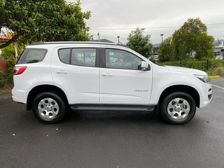 2016 Holden Trailblazer RG MY17 LT Summit White 6 Speed Sports Automatic Wagon.