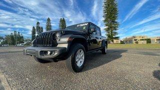 2021 Jeep Gladiator JT MY21 Sport Pick-up S Black 8 Speed Automatic Utility