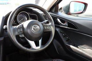 2014 Mazda 3 BM5478 Touring SKYACTIV-Drive Soul Red 6 Speed Sports Automatic Hatchback