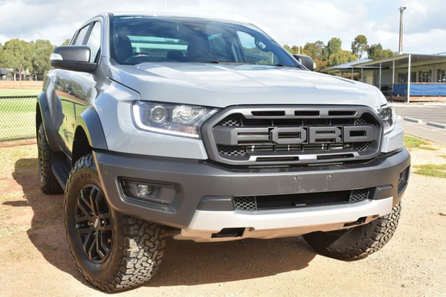 Used Ford Ranger PX MkIII 2019.00MY Raptor St Marys, 2019 Ford Ranger PX MkIII 2019.00MY Raptor Grey 10 Speed Sports Automatic Double Cab Pick Up