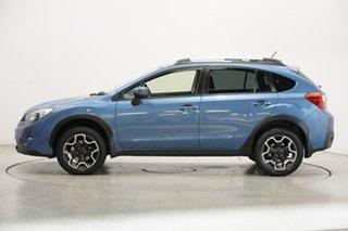 2014 Subaru XV G4X MY14 2.0i-S Lineartronic AWD Quartz Blue 6 Speed Constant Variable Wagon.